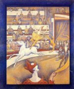 The Circus -Georges Seurat Oil Painting