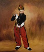 The Fifer II -Edouard Manet Oil Painting