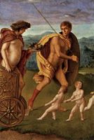 Four Allegories: Lust (or Perseverance) - Giovanni Bellini Oil Painting