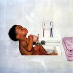 Squeaky Clean - Donald Zolan Oil Painting
