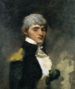Jerome Bonapart - Gilbert Stuart Oil Painting