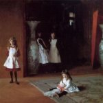 The Daughters of Edward Darley Boit - John Singer Sargent Oil Painting