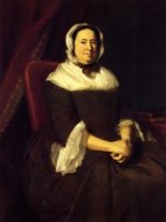 Mrs. Samuel Hill, nee Miriam Kilby - Oil Painting Reproduction On Canvas