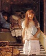 This is Our Corner - Sir Lawrence Alma-Tadema Oil Painting