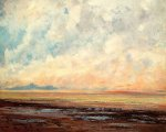 Seascape II - Oil Painting Reproduction On Canvas