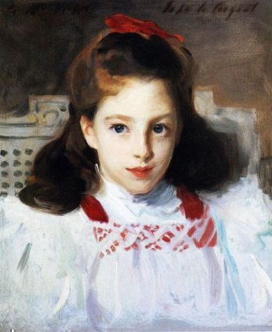 Dorothy Vickers - John Singer Sargent Oil Painting