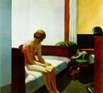 Hotel Room - Edward Hopper Oil Painting