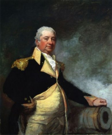 Henry Knox - Gilbert Stuart Oil Painting