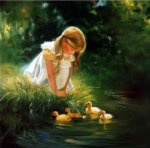 Golden Moment - Donald Zolan Oil Painting