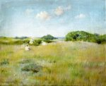 A Summer Day - William Merritt Chase Oil Painting