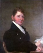 Francis James Jackson - Gilbert Stuart Oil Painting