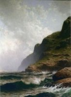 Grand Summer, Grand Manan - Alfred Thompson Bricher Oil Painting