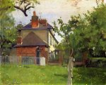 Villa Beaulieu, Honfleur - Felix Vallotton Oil Painting