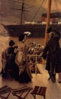 Goodby, on the Mersey - Oil Painting Reproduction On Canvas