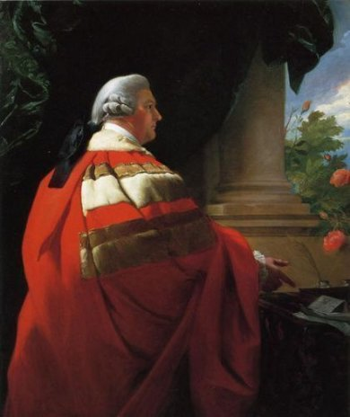 John, 2nd Viscount Dudley and Ward - John Singleton Copley Oil Painting