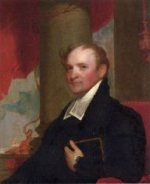 Reverend John Thomas Kirkland - Gilbert Stuart Oil Painting