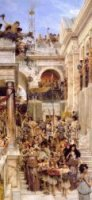 Spring - Sir Lawrence Alma-Tadema oil painting