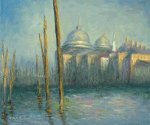 The Grand Canal, Venice - Oil Painting Reproduction On Canvas