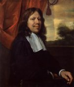 Self Portrait - Jan Steen Oil Painting