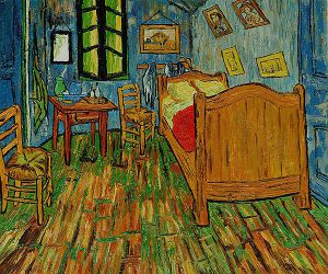 bedroom at arles vincent van gogh oil painting