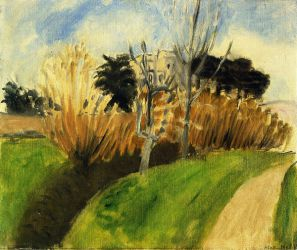 The Stream (near Nice) - Henri Matisse Oil Painting