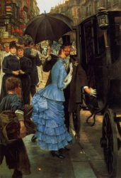 The Bridesmaid - Oil Painting Reproduction On Canvas
