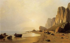 The Coast of Labrador III - William Bradford Oil Painting