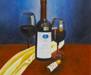 In Good Company - Oil Painting Reproduction On Canvas