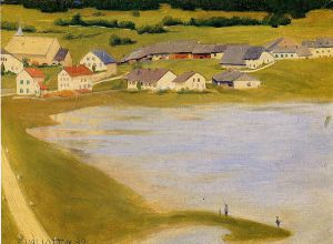 The Coal Scuttles - Felix Vallotton Oil Painting