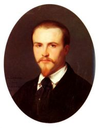Self Portrait II - Alexandre Cabanel Oil Painting