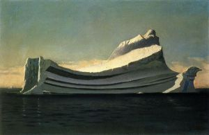 Iceberg - William Bradford Oil Painting