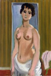 Body of a Girl - Henri Matisse Oil Painting