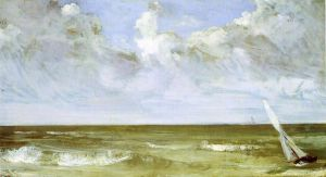 The Sea - James Abbott McNeill Whistler Oil Painting