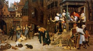 The Return of the Prodigal Son - James Tissot Oil Painting