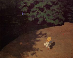 The Ball - Felix Vallotton Oil Painting