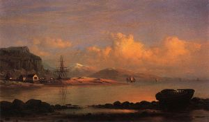 Coast of Labrador - William Bradford Oil Painting