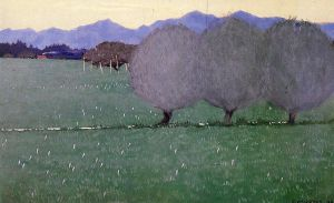 Autumn Crocuses - Felix Vallotton Oil Painting