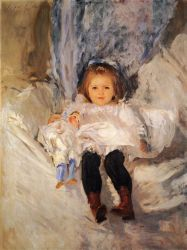 Ruth Sears Bacon - John Singer Sargent Oil Painting