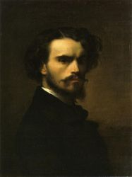 Self Portrait - Alexandre Cabanel Oil Painting