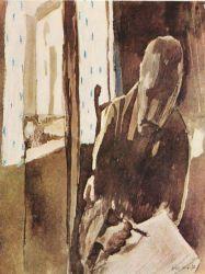 Fenster Paul der zeichner am fenster paul klee painting paintings for