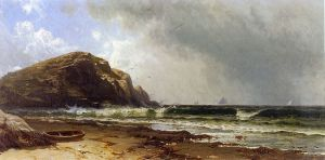 Approaching Storm - Alfred Thompson Bricher Oil Painting