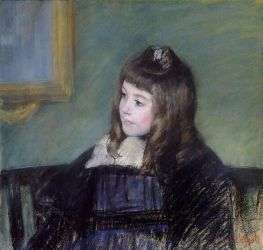 Marie-Therese Gaillard - Mary Cassatt Oil Painting