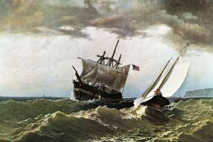 After the Storm - William Bradford Oil Painting