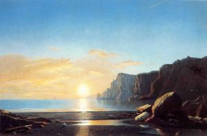 Off the Coast of Labrador - William Bradford Oil Painting