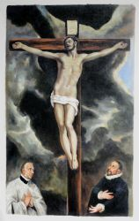 Cross - Oil Painting Reproduction On Canvas