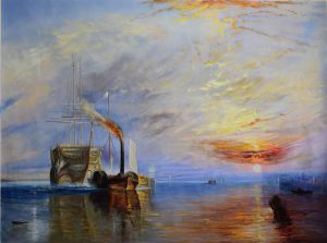'Fighting Temeraire' by Turner