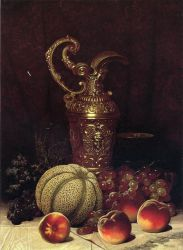 Still Life - Mason Brown Oil Painting