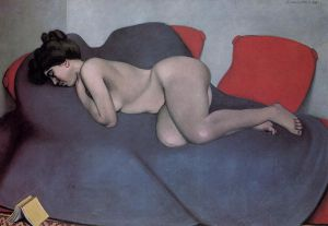 Sleep - Felix Vallotton Oil Painting
