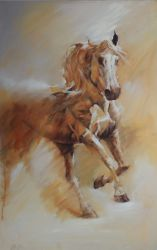 Decorative Horse painting
