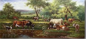 The rest cattle